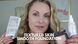 Video How To: Get Smooth Foundation Application || Textured Skin - Elle Leary Artistry MP3, 3GP, MP4, WEBM, AVI, FLV Agustus 2018