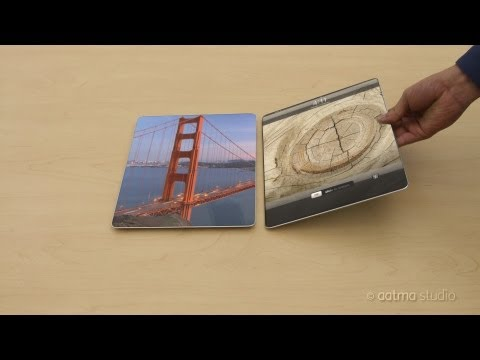 Concept iphone 5 - Awesome new iPad 3 concept. The new iPad 3 video contains advanced CG iPad 3 features on a new iPad design. A huge step up from iPad 1 features or iPad 2 fea...
