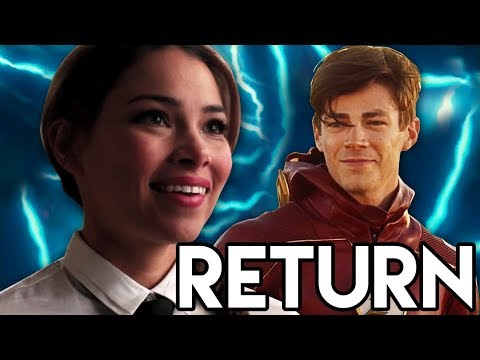 "Dawn Allen REVEALS Her Identity? - The Flash Season 4 Episode 20 ""Therefore She Is"" Breakdown"