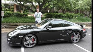 "GO READ MY COLUMN HERE: http://autotradr.co/OversteerI think the ""997"" Porsche 911 Turbo is an amazing bargain, with some models selling for close to $50,000 -- and here's why.FOLLOW ME!Facebook - http://www.facebook.com/ddemuroTwitter - http://www.twitter.com/dougdemuroInstagram - http://www.instagram.com/dougdemuroMORE ON THE DOUGSCORE: http://www.dougdemuro.com/uncategorized/welcome-to-the-dougscore/"