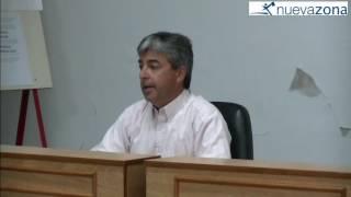 Heft: El concejal explica las razones de la modificación a la ordenanza sobre habilitación de nuevas tiendas