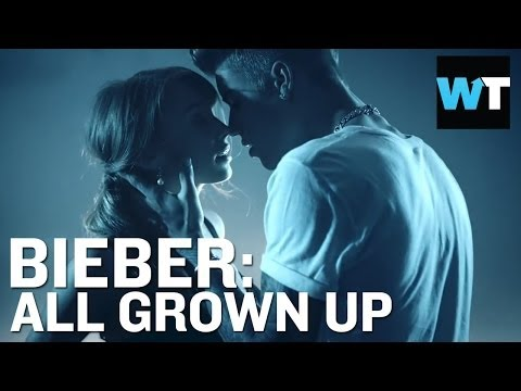 Bieber - Justin Bieber released the video for his song All That Matters. No idea what this video is about but the chick is hot. Subscribe for more videos: http://full...