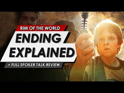 Rim Of The World: 2019: Netflix: Ending Explained + Spoiler Talk Review