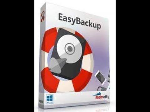 Download Abelssoft EasyBackup 2019