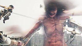 ATTACK ON TITAN: COUNTERATTACK'S BEACON Season 1 TRAILER (2015) Live-Action TV Series