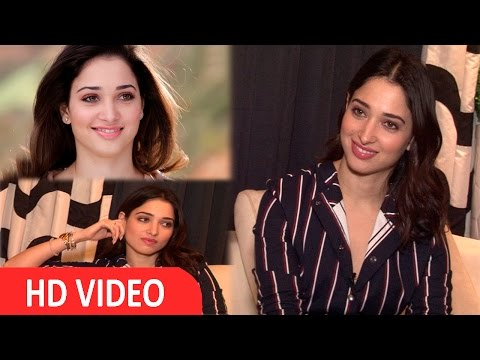 Interview with Tamannaah Bhatia of Film Tutak Tutak Tutiya