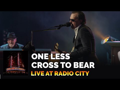 One Less Cross to Bear (Live)