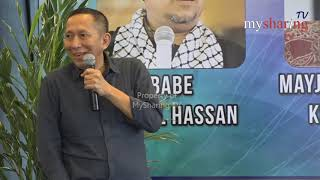 "Video ""Saya Diawasi Intel Setiap Hari!"", Suryo Prabowo di Acara Haikal Hassan MP3, 3GP, MP4, WEBM, AVI, FLV Maret 2019"