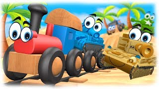 Video CARTOON FOR CHILDREN Tropical Vacation MP3, 3GP, MP4, WEBM, AVI, FLV Juli 2018