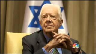 Former President Jimmy Carter on Meet The Press - 3/23/2014