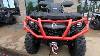 4. 2020 Can-Am OUTLANDER XT 570 - New ATV For Sale - Hudson, WI