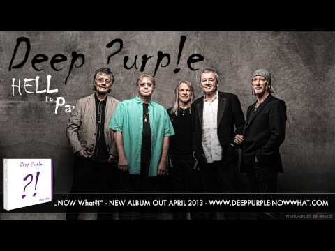 Tekst piosenki Deep Purple - Hell to Pay po polsku