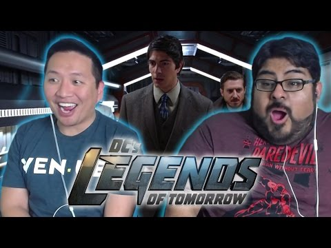 DC's Legends of Tomorrow Episode 9 'Left Behind' REACTION & REVIEW