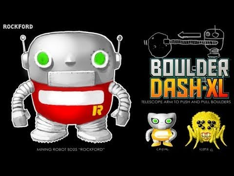preview-IGN Reviews - IGN Reviews - Boulder Dash XL Game Review (IGN)