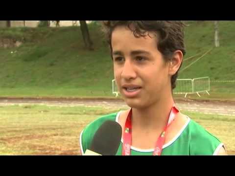 Atleta de Ariranha do Ivaí destaque nos Jogos Escolares