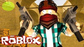Roblox : COUNTER-STRIKE NO ROBLOX !! ( Counter Blox: Roblox Offensive )