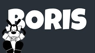 Boris Textures | Bendy in Nightmare Run