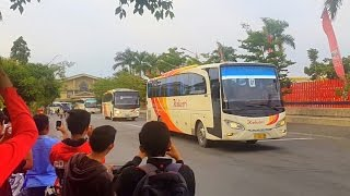 Video TELOLET HUNTERS in Action take Nine Bus of Kalisari Pariwisata MP3, 3GP, MP4, WEBM, AVI, FLV Juli 2018