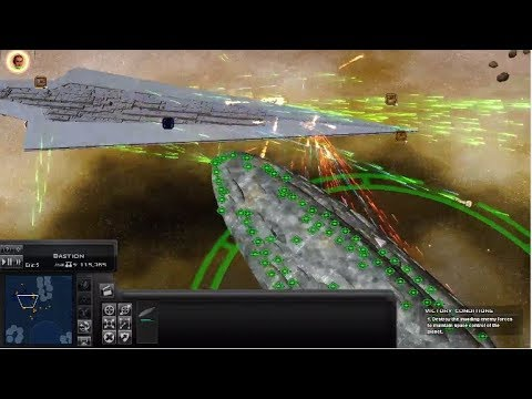 VISCOUNT VS EXECUTOR! [EP 20] - Star Wars Thrawn's Revenge 2 Mod