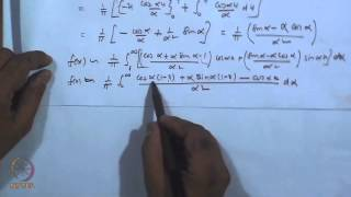 Mod-03 Lec-29 Fourier Integral Representation Of A Function