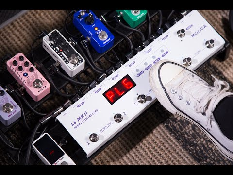 NUOVO MOOER PEDAL CONTROLLER L6 MKII