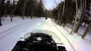 6. 2004 Ski-Doo Legend 550: Last Ride of The Season (2014-2015)