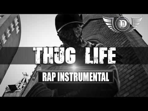 Dark Deep Orchestral Gangsta Underground RAP Beat - Thug Life