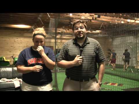 Carson-Newman Softball interview bloopers