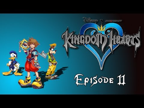 Let's Play Kingdom Hearts Episode 11 :: Kerchak Unbound