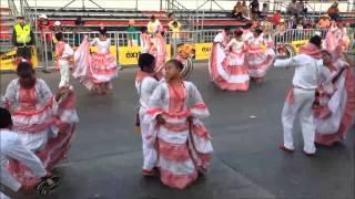 Evento del carnaval de barranquilla 2014.