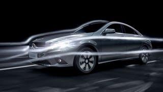 Mercedes-Benz TV: Aerodynamics champion.