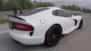 DSC Sport Tuned Dodge Viper TA - (Track) One Take by The Smoking Tire