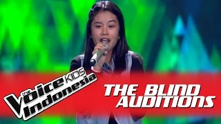 "Video Michelle ""Piece Of My Heart"" I The Blind Auditions I The Voice Kids Indonesia GlobalTV 2016 MP3, 3GP, MP4, WEBM, AVI, FLV Oktober 2018"