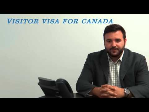 Visitor Visa for Canada Video