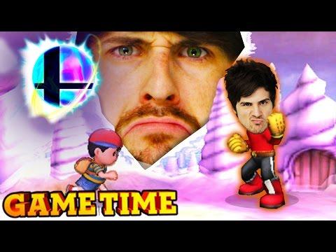 smosh - Subscribe to Smosh Games ▻▻ http://smo.sh/SubscribeSmoshGames Unfair Mario Makes Us Rage ▻▻ http://smo.sh/GT-UnfairMario Riding a Mech at NYC Comic-Con ▻▻ http://smo.sh/FT-Mech...