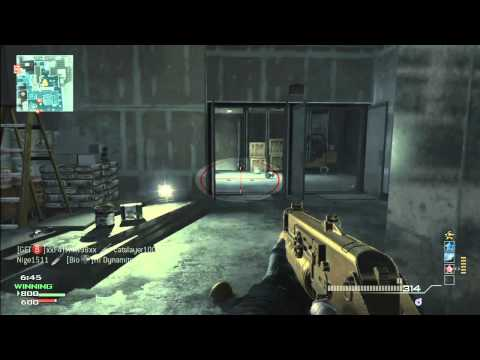 Best Sub Machine gun in MW3 - http://www.speedshotz.co.uk --Get your screen targets here.