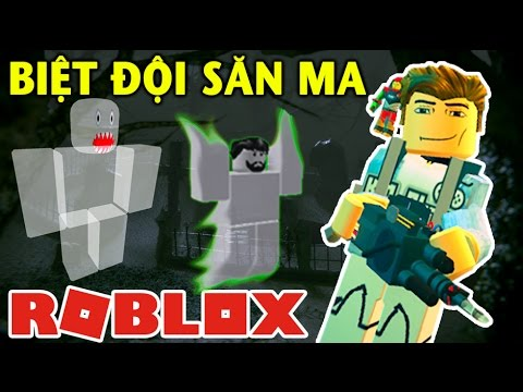 Roblox | BIỆT ĐỘI SĂN MA - Ghost Hunters | KiA Phạm - Thời lượng: 22:55.