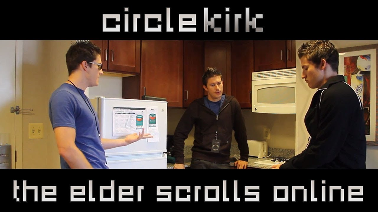 The Elder Scrolls Online First Look | CircleKirk