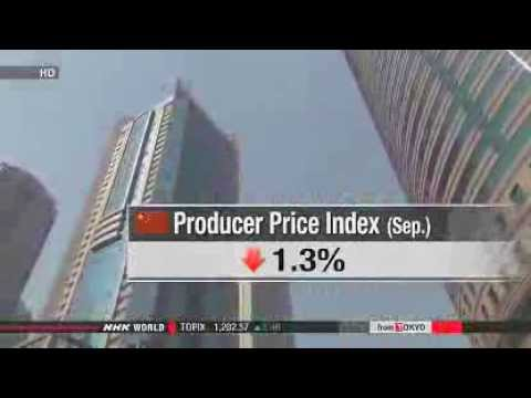 China's CPI up 3 1 percent in September