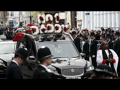 Λονδίνο: Κηδεύτηκε ο αστυνομικός που δολοφονήθηκε στο Γουεστμίνστερ