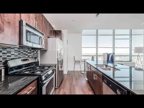 A penthouse with a great terrace at K2 in the Fulton River District