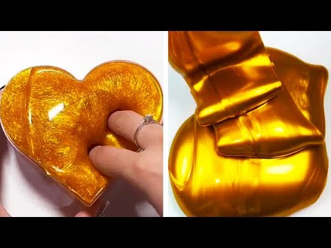 The Most Satisfying Slime ASMR Videos  Oddly Satisfying Slime 2019  86
