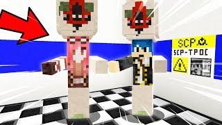 NON GUARDARE SCP STEF e SCP PHERE - Minecraft ITA SCP