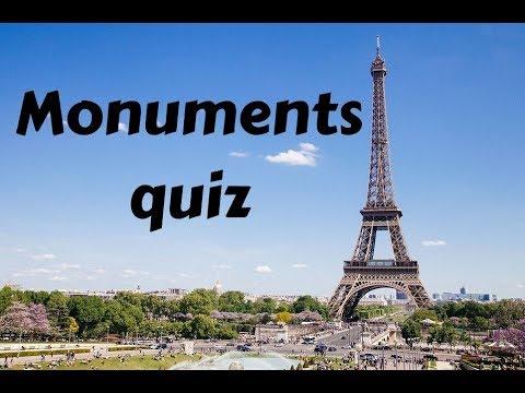 World monuments quiz