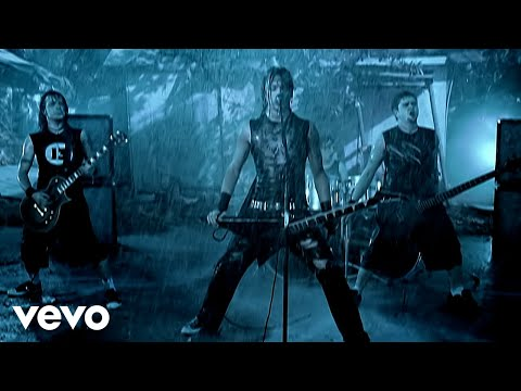 Valentine's - Music video by Bullet For My Valentine performing Tears Don't Fall. YouTube view counts pre-VEVO: 66812 (C) 2006 20-20 Entertainment, LLC.