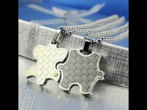 Buy Couple Necklaces Online at Gullei.com