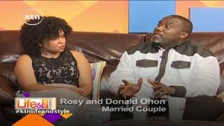 KTN Life and style 14th September 2016: Showing your husband your pay slip