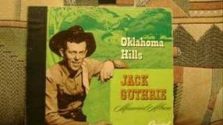Guthrie (OK) United States  City pictures : OKLAHOMA HILLS by JACK GUTHRIE