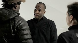 The Interrogation of Marlon Clarke