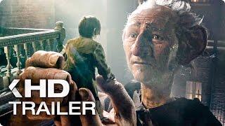 THE BFG Official Trailer (2016)